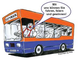 CITYBUS zum Altstadtfest